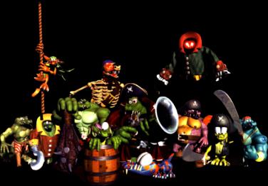 diddy villains