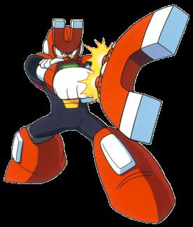 Magnetman